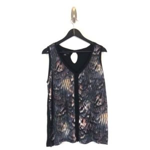 Metaphor Women's Blouse Sleeveless XL
